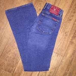 Vintage Lucky Brand Women Blue Jeans